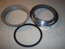 Vintage Gas Pump Parts Ring & Gasket