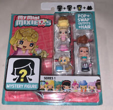 MY MINI MIXIEQ'S MIXIEQS HEIRESS 4-PACK SERIES + more d1