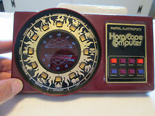 1979 Mattel Electronic Handheld Horoscope Computer (works!)