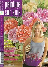 Tricot sélection - Peinture sur soie - Hors Série 134 H
