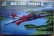 TRUMPETER® 02854 MiG-23MF Flogger-B (Polish Air Force & Czech Air Force) in 1:48