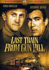 New! LAST TRAIN FROM GUN HILL DVD Classic Western Kirk Douglas Tony Quinn