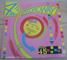 "THE TRIAD SOCIETY Which way 12"" SINGLE VINYL US Bway 455 1987 Electronic HOUSE"