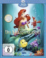 Blu-ray - Arielle, die Meerjungfrau - Diamond Ed. - Walt Disney - NEU + Schuber