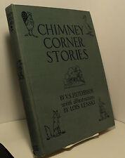 Chimney Corner Stories by V S Hutchinson illustraed by Lois Lenski