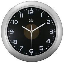 "65905 Equity by La Crosse EcoTech 12"" Solar Hybrid Analog Wall Clock"