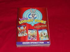 BABY LOONEY TUNES COLLECTION COFANETTO 3 DVD