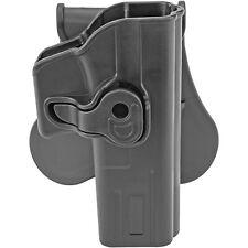 Right Handed Swivel Paddle Holster for Glock 21 Handgun Pistol Holder Black Poly