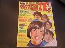The Monkees - Outasite Magazine 1968