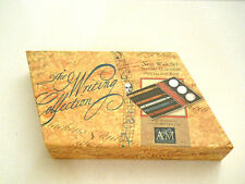 The Writing Collection Seal Wax Set From Authentic Models 6 Sticks Sealing Wax