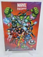 Marvel Comics Marvel Now! Omnibus Brand New Factory Sealed Hulk Spider-Man Thor