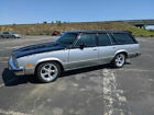 1983 Chevrolet Malibu Base 4dr Wagon 1983 Chevrolet Malibu Base 4dr Wagon 25917 Miles Black/Silver Wagon 350 Automati