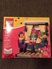 LEGO 40120 Valentine's Day Proposal Ring Engagement Dinner **NEW**