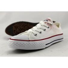 Chaussures blanches Converse en toile pour fille de 2 à 16 ans