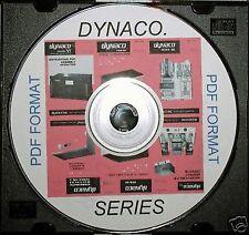 DYNACO S-35 ST-70 MARK III MARK IV MARK VI  MANUAL SET