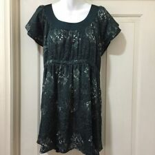 Pumpkin Patch Short Sleeve Maternity Tops and Blouses
