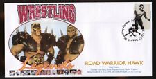 Road Warrior Hawk Wrestling Legends Souvenir Cover