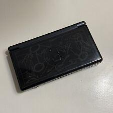 Consola Nintendo DS Lite World Soccer Winning Eleven Limited Edition Black Negro