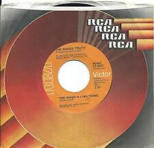 Naked Truth:The shing-a-ling thing/The Stripper:US RCA:Northern Soul