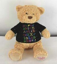 "Gund 10"" Disney Mary Poppins Supercalifragilisticexpialidocious Plush Teddy Bear"