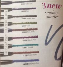 Avon True Colour Glimmerstick Eyeliner - Blackest black - New