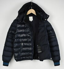 DIESEL 00J2JP_KXAXJ 2015_2 Child's 14 Quilted Shiny Down Hooded Jacket 28829-JS