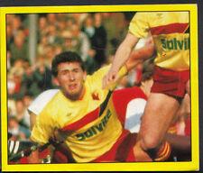 Panini football 1988 sticker-nº 274-arsenal & watford action scene