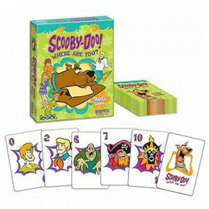 Scooby-Doo Where Are You. Travel Game. Briar Patch. Delivery is Free