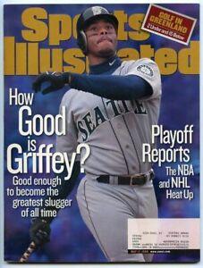 SI: Sports Illustrated May 17, 1999 Ken Griffey Jr., Baseball, Seattle Mariners