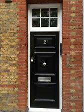 Front Door, External Hardwood Door, Mortise And Tenon Doors, External Doors
