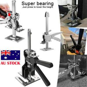 Viking Arm Precision Clamping Tool Labor Saving Door Use Board Lifter Jack Pole