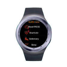 KALOAD Y1 Plus Heart Rate Blood Pressure Monitor Pedometer Camera Smart Watch