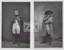 EMILE DRAIN Bonaparte Film NAPOLEON 2 Photos Guitry Paul MEJAT Autographe 1920s