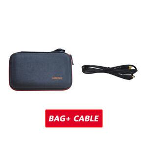 For RG350 RG350M RG350P Data Line Storage Case Bag+HDMI Cable