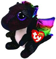 NEW TY Beanie Boos Anora The Black Dragon Regular from Mr Toys