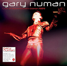 Live at Hammersmith Odeon 1989 Vinyl Gary Numan CD & Fast Deliver