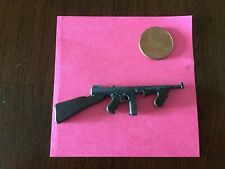 GI Joe Classified Marvel Legends Black Series 1:12 Handpainted Tommygun