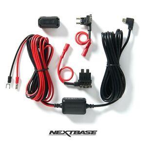 Nextbase Hardwire Kit Dash Cam Camera Series 2 for 122 222 322GW 422GW 522GW 622