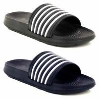 Mens Dr Keller Sandals Sliders Mules Beach Pool Holiday Walking UK Sizes 6-11