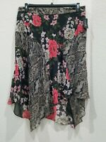 INC INTERNATIONAL CONCEPTS Women's PLUS Size 16W Asymmetrical  Skirt**Beautiful