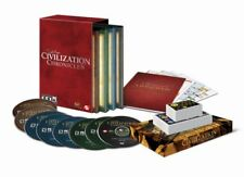 Sid Meier Civilization Chronicles Firaxis Games 2006 Complete Boxed Set