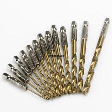 13pcs/set Masonry Drills Set Durable Impact Concrete Drill Bit Kit 1.5 - 6.5mm