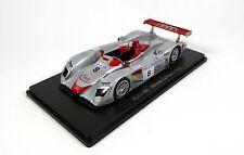 Audi R8 Winner Le Mans 2000 - 1/43 Spark Diecast Voiture Miniature 19