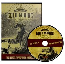 Goldmining ~ The Secrets to Profitable Prospecting ~ DVD Gift Set