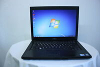 Cheap Laptop Dell Latitude E6410 i5 2.40GHZ 4GB 250GB WINDOWS 7 GRADE B Warranty