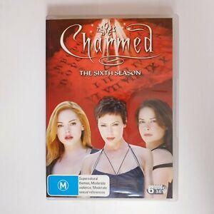 Charmed Season 6 TV Series DVD Region 4 AUS - Fantasy Scifi