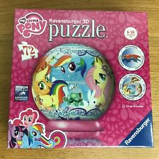 11824 Ravensburger My Little Pony 3D Puzzle 72pc Jigsaw Children Girls 6+