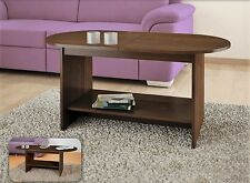 Tavolino allungabile salotto soggiorno Design moderno,elegante modello Julia