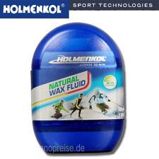 Holmenkol Skiwachs Natural WAX Fluid Flüssigwachs 100ml