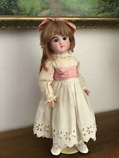 Charming  Reproduction Steiner antique doll 18 inches  By Connie Walser Derrek